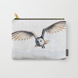 Pencil Owl Carry-All Pouch