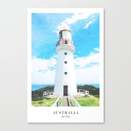 Australia - Cape Otway Canvas Print