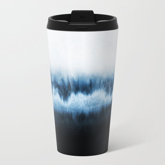 Forest of frost Metal Travel Mug