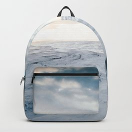 road in iceland Backpack