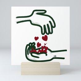 Give Some Mini Art Print