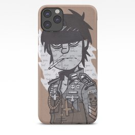 Melancholy Hill iPhone Case