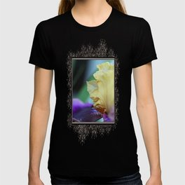 Tall Bearded Iris named Final Episode T-shirt