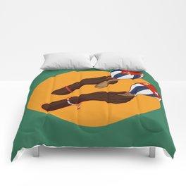 Cuban Maracas Comforters
