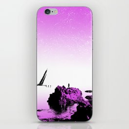 Crash on the Horizon iPhone Skin