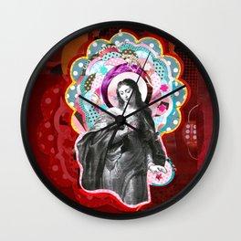 Maria (mãe de Jesus) Mary (mother of Jesus) #3 Wall Clock