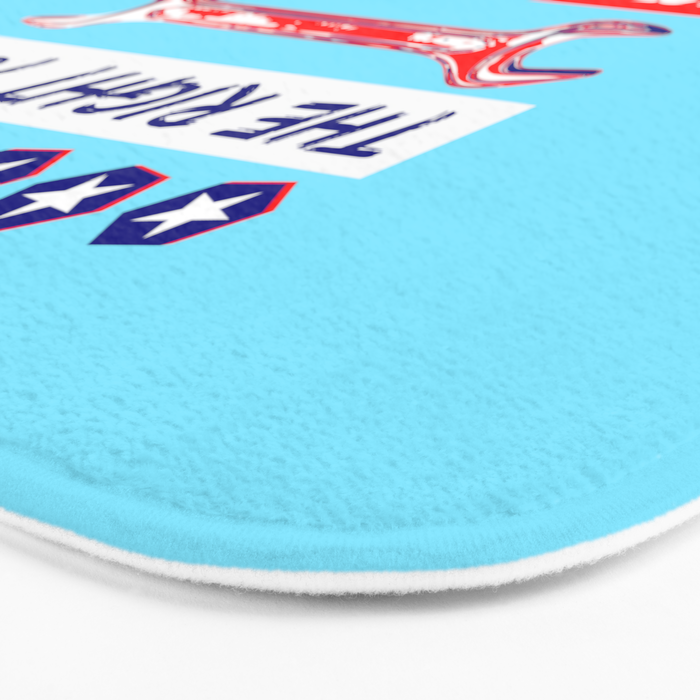 Election Bath Mat