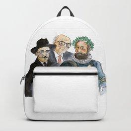 .poetas. Backpack