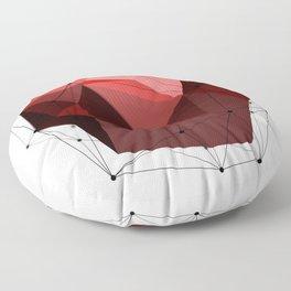 cusp Floor Pillow