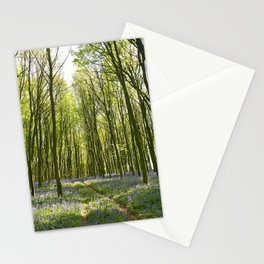 Passage through the Woods Stationery Cards