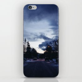 The Place I call Home iPhone Skin