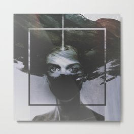 | unwanted | Metal Print
