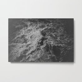 Crash Metal Print