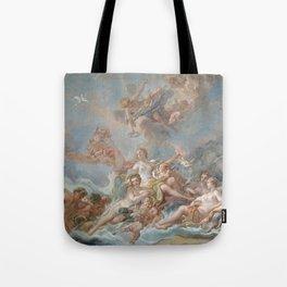 The Triumph of Venus - François Boucher - 1745 Tote Bag