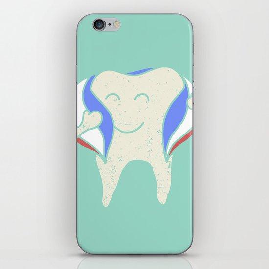 Minty Fresh iPhone & iPod Skin
