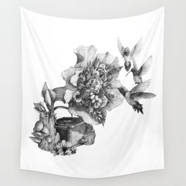 The Sweetest Symphony Wall Tapestry