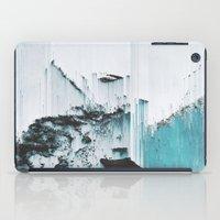 glitch iPad Cases featuring Glitch by SUBLIMENATION