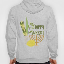 Sukkot Shalom Best Wishes for the Sukkot Holiday Hoody