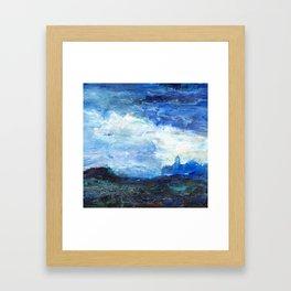 Castle Hill Framed Art Print