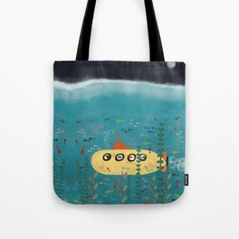 another little adventure Tote Bag