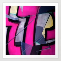 U.A. No 3 Art Print