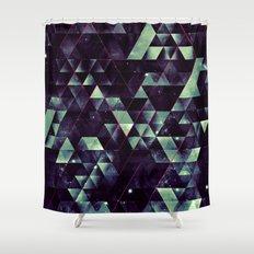 RYD LYNE STYRSHYP Shower Curtain