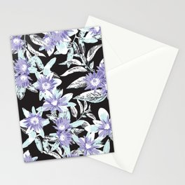 Vintage Floral Blooms Stationery Cards