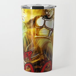 Vegeta Over 9000! Travel Mug