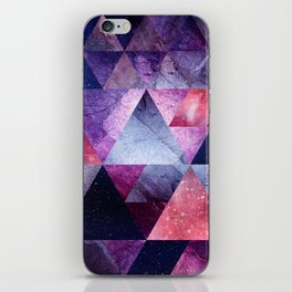 Abstract Space iPhone Skin