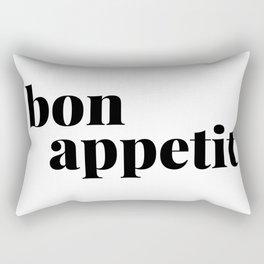 Bon Appetit Bold Rectangular Pillow