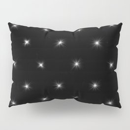 Diamond Stars Pattern Pillow Sham