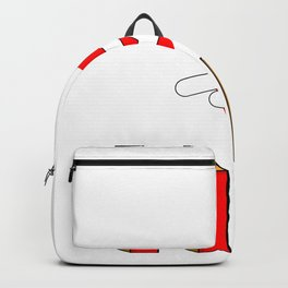 You Can't Spell Hero Without HR Employee of the Year Backpack