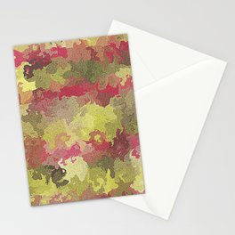 fiery marble 011 Stationery Cards