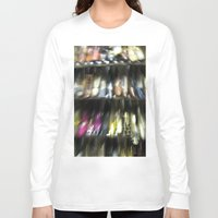 shoes Long Sleeve T-shirts featuring Shoes by Camille's Images