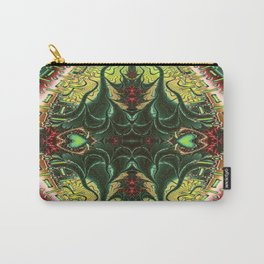 Marooned Symmetrical Abstract Carry-All Pouch