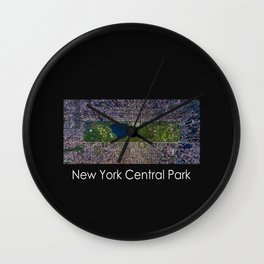New York Central Park Wall Clock