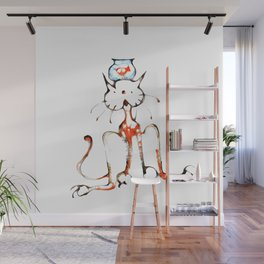 cool sketch 201 Wall Mural