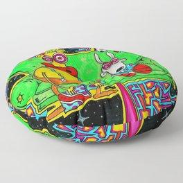 Rocko's Modern Couch Floor Pillow