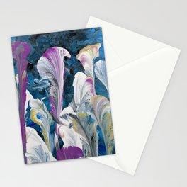 Amethyst Starling Stationery Cards