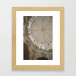Cathedral Dreams (Mezquita–catedral de Córdoba) Framed Art Print