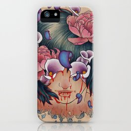 Stains iPhone Case