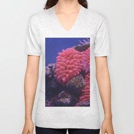 Pinky Unisex V-Neck