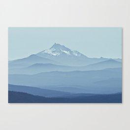 Cascadia Canvas Print