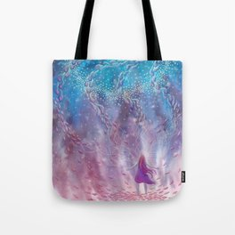 Aligning To Divine Energies Tote Bag