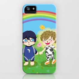 ACNL!Makoharu iPhone Case