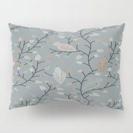 Morning Songbirds Sing a Greeting Pillow Sham