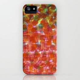 Ascending Balloons iPhone Case