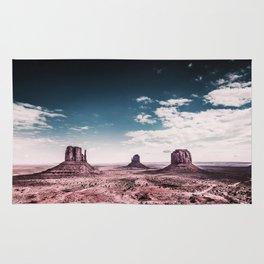 Monument Valley // Utah Rug