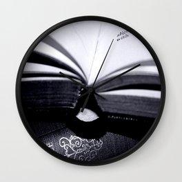 Loyal Friend - (BOOK) Wall Clock