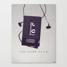 The Third Child Canvas Print